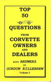 Top 50 Questions From Corvette Owners and Dealers