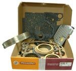 1997 - Up Ford 4R44E, 5R44E, 5R55E Transmission Deluxe Overhaul Kit- 2WD (helical groove frictions)