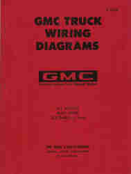 1969 and Later GMC Truck Wiring Diagrams