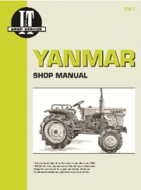 Yanmar I&T Tractor Service Manual YM-1