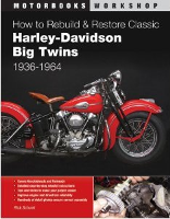 How to Rebuild and Restore 1936 - 1964 Classic Harley-Davidson Big Twins