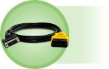 JPRO Medium Duty Fleet, GM Cable- Yellow