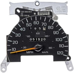 1996 - 1997 Ford Taurus & Mercury Sable Instrument Cluster Repair (120 MPH)
