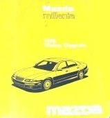 1996 Mazda Millenia Factory Wiring Diagram Manual