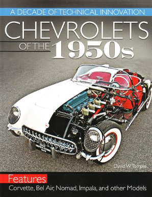 Chevrolets of the 1950's: A Decade of Technical Innovation