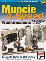 How to Rebuild and Modify Muncie 4-Speed Transmissions