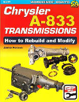 How to Rebuild & Modify Chrysler A-833 Transmissions