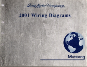 2001 Ford Mustang Factory Wiring Diagrams