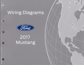 2017 Ford Mustang Factory Wiring Diagrams