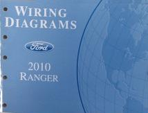 2010 Ford Ranger Factory Wiring Diagrams