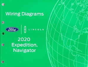 2020 Ford Expedition & Lincoln Navigator Wiring Diagrams