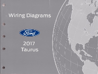 2017 Ford Taurus Factory Wiring Diagrams