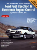 1980 - 1987 Ford Fuel Injection & Electronic Engine Control