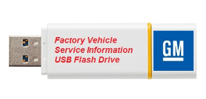 2016 Chevrolet Corvette Factory Service Repair Workshop Manual on USB