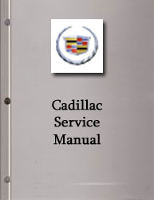 2008 Cadillac STS / STS-V Factory Service Manual Set