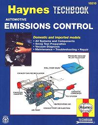 1980 - 1995 Automotive Emissions Controls - Import & Domestic Vehicles Haynes Techbook