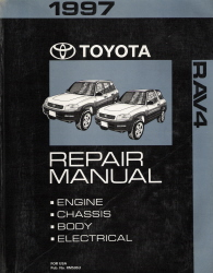 1999 TOYOTA 4RUNNER Factory Repair Manual Volume 2