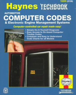 1980 - 1999 Automotive Computer Codes Haynes Techbook