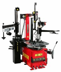Corghi Tire Changer with Power Assist Unit