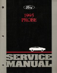 1995 Ford Probe Factory Service Manual