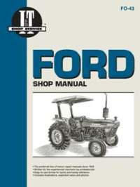 Ford I&T Tractor Service Manual FO-43