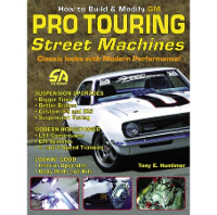 How To Build and Modify GM Pro-Touring Street Machines Cartech Manual SA81P