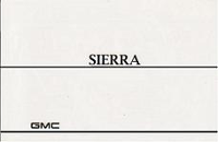 2012 GMC Sierra Factory Owner's Manual