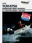1992 - 2000 Tohatsu 2.5-140 hp 2-stroke Outboard Clymer Repair Manual