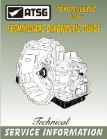 Toyota U660E Technician Guide
