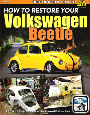 How To Restore Your Volkswagen Beetle