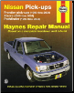 1998 - 2004 Nissan Frontier Pick-Ups, 1996 - 2004 Pathfinder, 2000 - 2004 Xterra, Haynes Repair Manual (SKU: 1563926105)