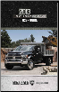 2013 Dodge Ram Chassis Cab 3500, 4500, 5500 Owner's Manual Kit (SKU: 05145687AB)