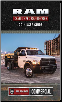 2014 Dodge Ram Chassis Cab  3500, 4500, 5500 Owner's Manual Kit (SKU: 05145734AB)