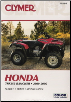 2000 - 2006 Honda TRX350 Rancher Clymer ATV Service, Repair, Maintenance Manual (SKU: M2002-0892879971)