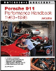 1963 - 1998 Porsche 911 Performance Handbook (SKU: 0760331804)