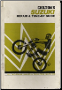1965 - 1972 Suzuki 2-Stroke Singles & Twins Chilton's Repair & Tune-up Guide (SKU: 0801958008)