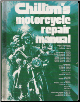 1947 - 1976 Chilton's Motorcycle Repair Manual (SKU: 0801965098)