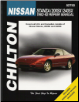 1982 - 1992 Nissan Stanza, 200SX, 240SX Chilton's Total Car Care Manual (SKU: 0801982626)