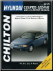 1986 - 1993 Hyundai Elantra, Excel, Scoupe & Sonata Chilton's Total Car Care Manual (SKU: 0801984122)