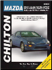 1990 - 1998 Mazda 323, MX-3, 626, MX-6, Millenia, Protege and 1993 - 1997 Ford Probe Chilton's Total Car Care Manual (SKU: 0801991307)
