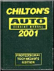 1997 - 2001 Chilton's Auto Service Manual, Shop Edition (SKU: 0801993067)