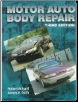 Motor Auto Body Repair  - Third Edition (SKU: 0827368585)