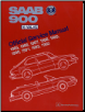1985 - 1993 Saab 900 16 Valve Official Service Manual (SKU: S993-0837603137)