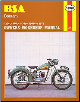 1948 - 1971 BSA Bantam Haynes Repair Manual (SKU: 0856961175)