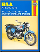 1947 - 1962 BSA A7, A10 Twin Haynes Repair Manual (SKU: 0856961213)