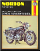 1968 - 1977 Norton Commando Haynes Repair Manual (SKU: 0856961256)