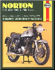 1957 - 1970 Norton Manxman, Atlas, Sports Special, G15, P11 Hanyes Repair Manual (SKU: 0856961876)