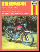 1952 - 1968 Triumph Tiger Cub, Terrier, Super Cub, Bantam Cub Haynes Repair Manual (SKU: 085696414X)