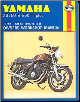 1976 - 1985 Yamaha XS750, XS850 Haynes Repair Manual (SKU: 0856967122)