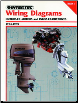 1956 - 1989 Outboard Motors & Inboard / Outdrives Clymer Wiring Diagrams Manual (SKU: 0872883884)